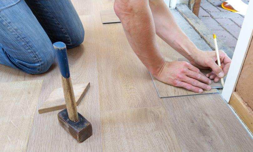 Refinish Wooden Floors